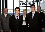 Technip Scholarship recipients