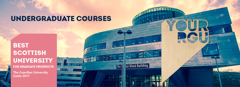 Undergraduate Courses at RGU