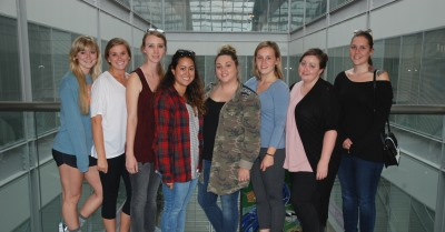 US RGU nursing exchange 2016