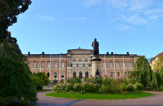 Uppsala University Main Building, Uppsala