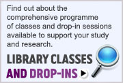 Library Classes and Drop-ins