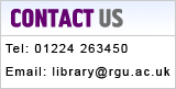 Library contact us