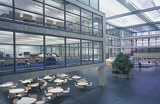 The Atrium, Aberdeen Business School