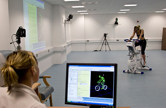 Human performance lab
