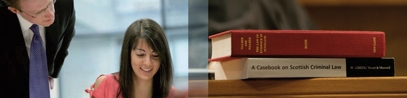 Study for a qualification in Law with Aberdeen Business School - Robert Gordon University.